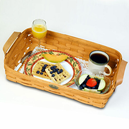Peterboro Breakfast in Bed Basket