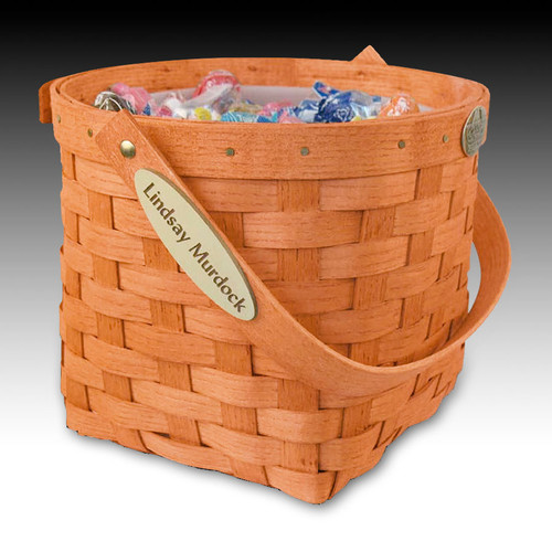 Peterboro Personalized Trick or Treat Basket