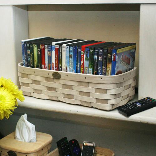Peterboro Family Disc Storage Basket