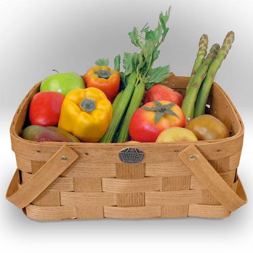 Peterboro Perfect Size Shopper Basket