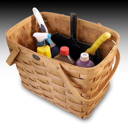 Peterboro Closet Floor Storage Basket