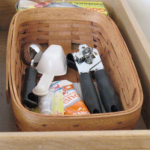 Peterboro Drawer Storage Basket