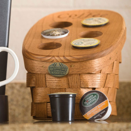 Peterboro Regular K-Cup Coffee Storage Basket