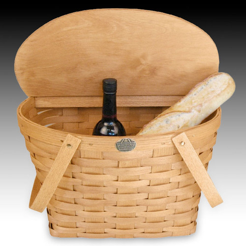 Peterboro Great Gatsby Deluxe Picnic Basket