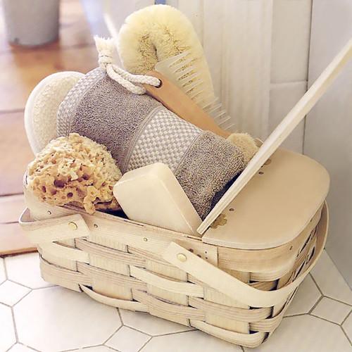 Peterboro Vanity Storage Basket