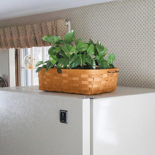 Peterboro Refrigerator Top Storage