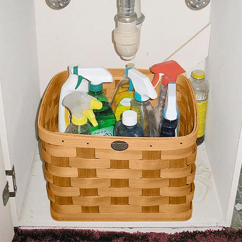Peterboro Under Sink Box Storage Basket