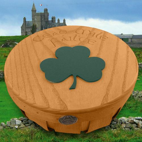 Peterboro Irish Welcome Family Heirloom Basket