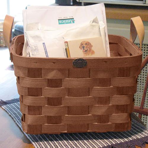 Peterboro Personal Matters Storage Basket