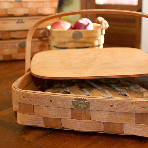 Peterboro Stackable Storage Basket