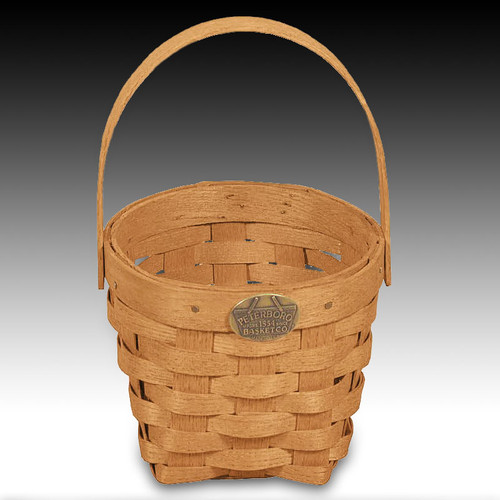 Peterboro Peg Basket
