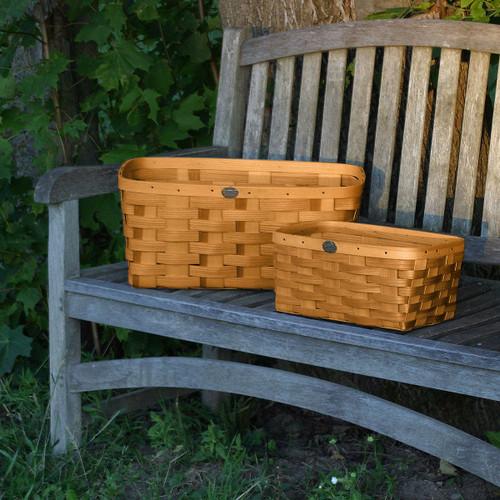 Peterboro Basic Storage Basket Set