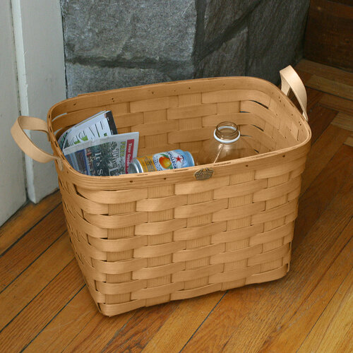 Peterboro Recycling Storage Basket