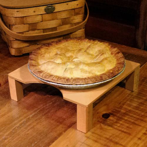 Peterboro Pie Tray