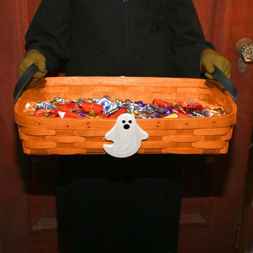 in Halloween Orange