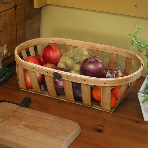 Peterboro Ventilated Countertop Storage Basket