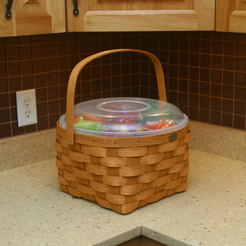 Peterboro Versatile Server Basket