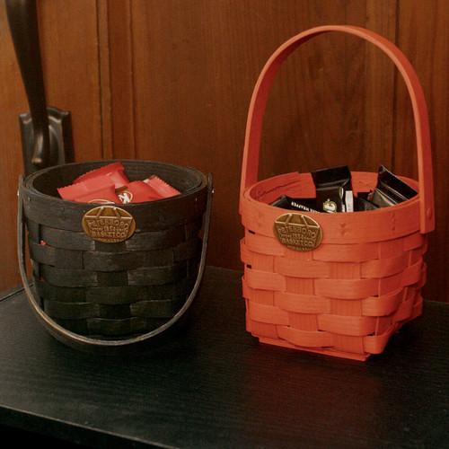 Halloween Miniature Candy Basket