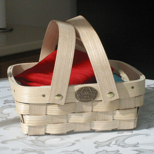 Peterboro Napkin & Bun Basket