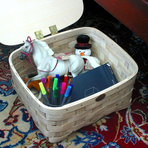 Peterboro Personalized Child's Toy Storage