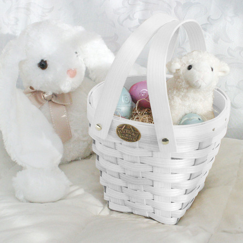 Peterboro Elegant Easter Bouquet Basket