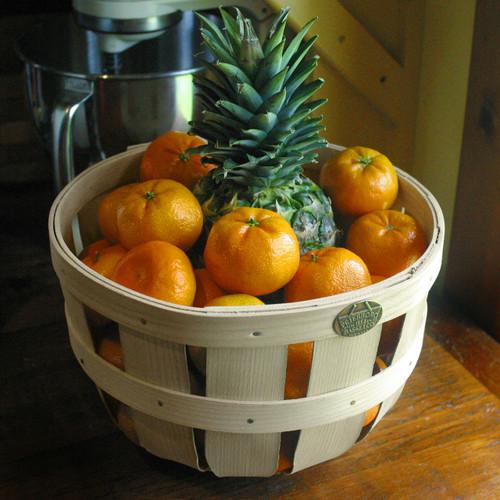 Peterboro Half Peck Oxford Ventilated Fruit Storage