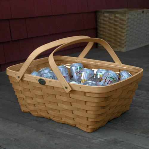 Peterboro Heavy Duty Shopper Basket