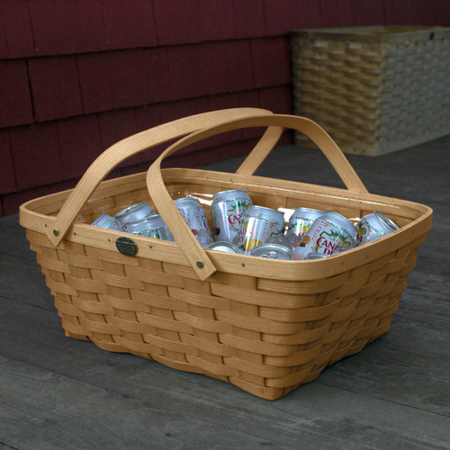 Peterboro Heavy Duty Shopper Basket