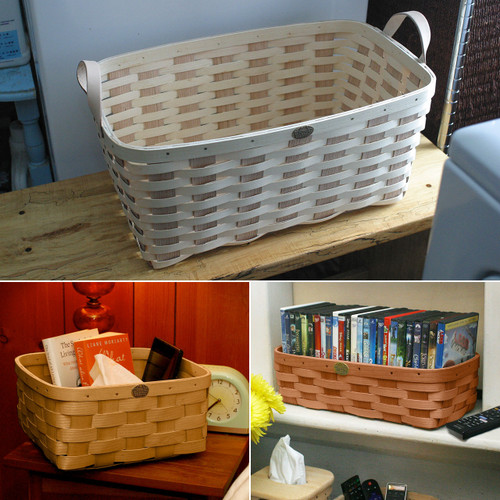 Peterboro Stay-at-Home Family Basket Set