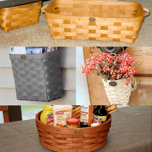 Peterboro Stay-at-Home Practical Basket Set