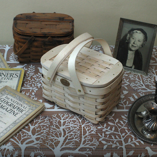 Peterboro 1920 Reproduction Basket