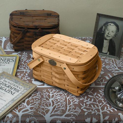 Peterboro 1920 Reproduction Basket