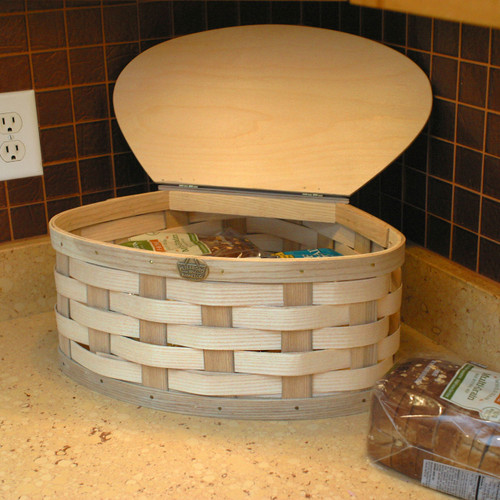 Peterboro Countertop Corner Bread Basket