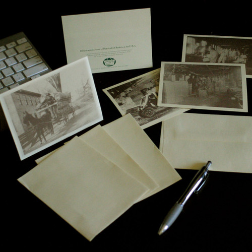 Peterboro Basket Company Historic Greeting Cards