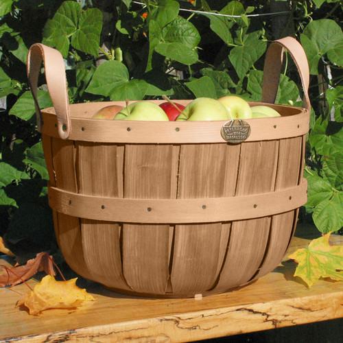 Peterboro One Peck Apple Basket