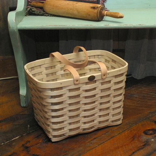 Peterboro Towel & Blanket Storage Basket
