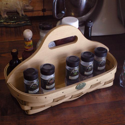 Peterboro Spice & Condiment Caddy