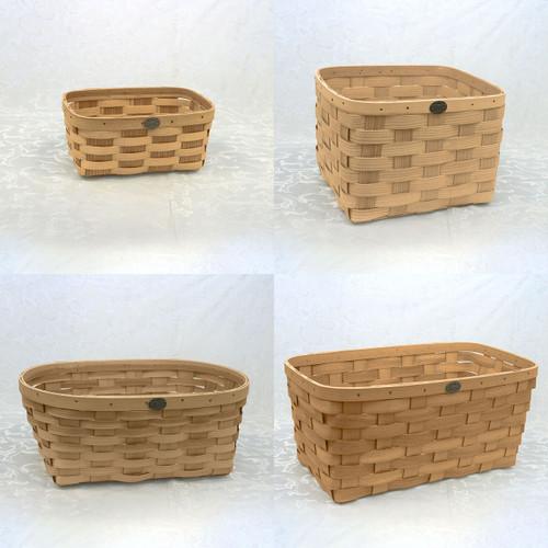 Peterboro Open Storage Basket Set
