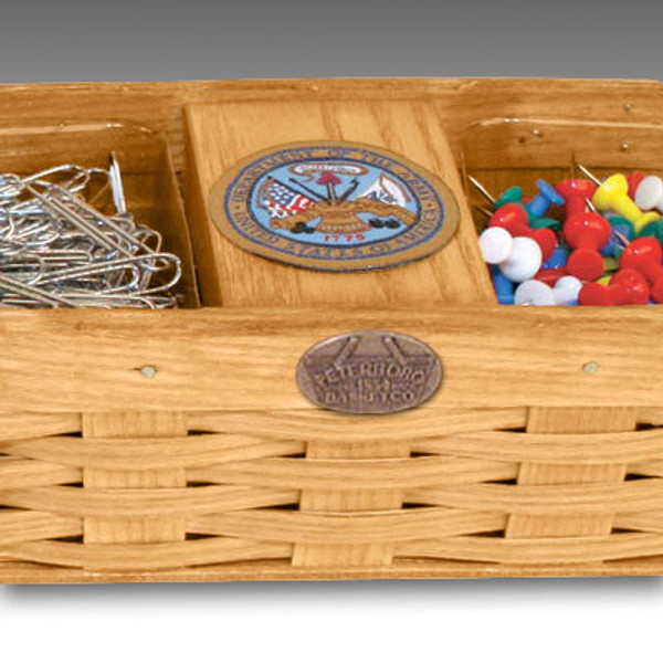 Peterboro Remembrance Basket - Divided
