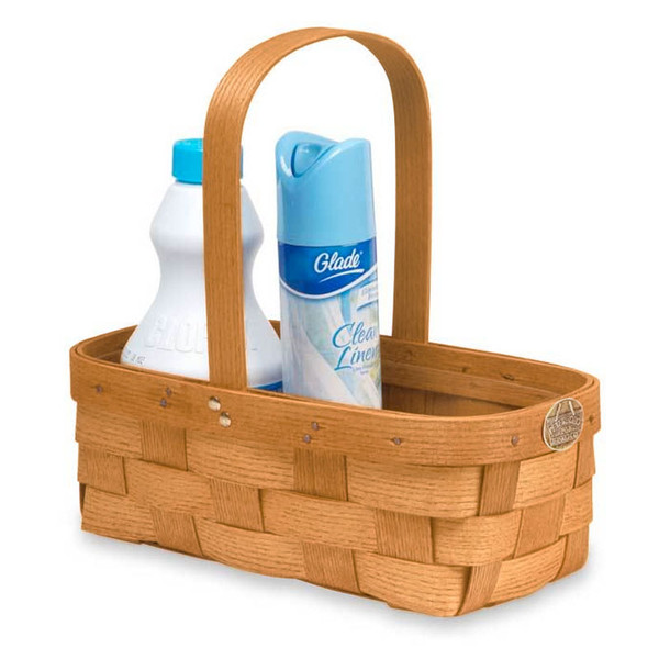 Peterboro Bathroom Storage Basket