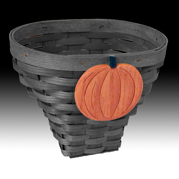Peterboro Halloween Bouquet Basket