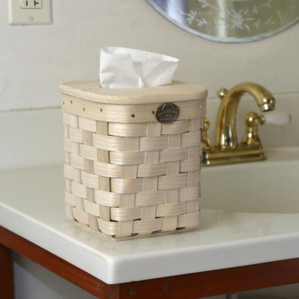 Peterboro Love My Tissue Basket