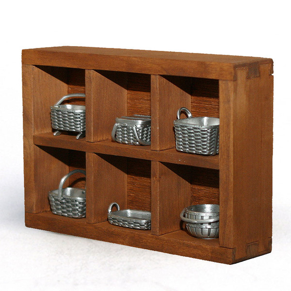Peterboro Wooden Shadow Box