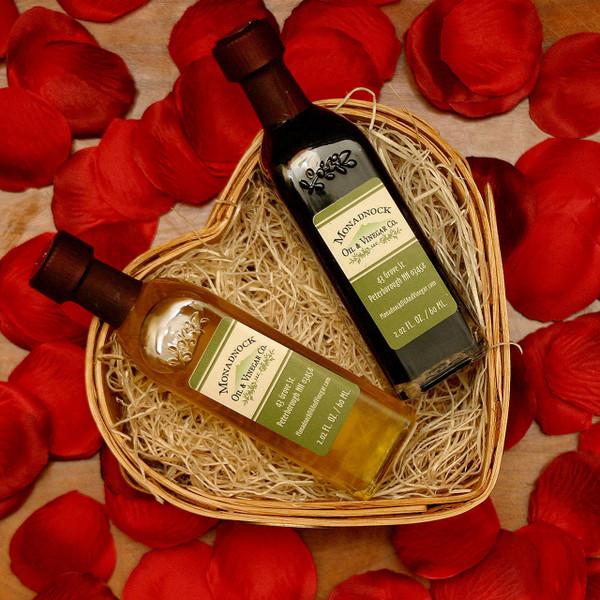 Peterboro Love My Oil & Vinegar Sampler Gift Basket