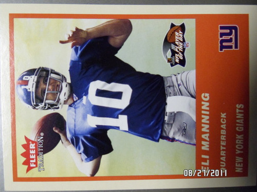 2004 Players of the Day Set