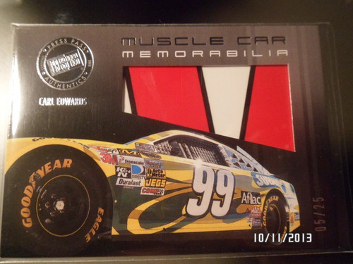 Carl Edwards 10375
