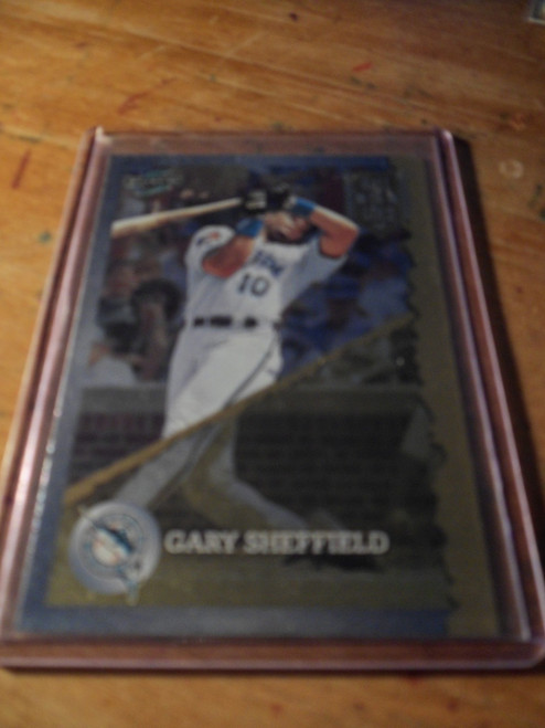 Gary Sheffield - hall of gold