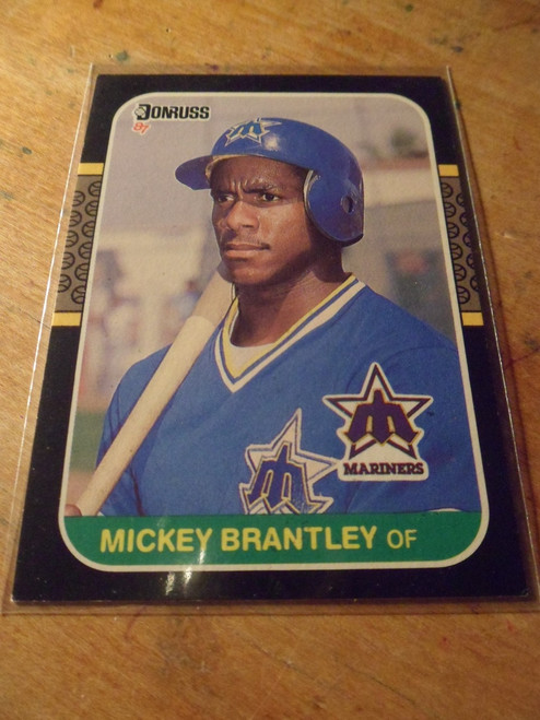 Mickey Brantley - 656
