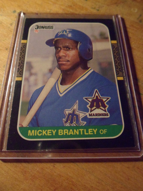 Mickey Brantley - set