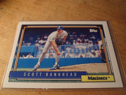 Scott Bankhead - 3 card set